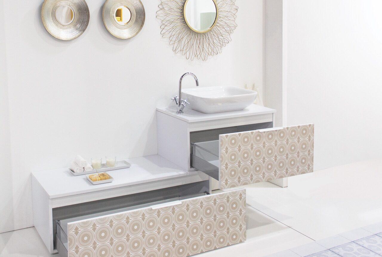 Baño moderno detalle mundococina.eu